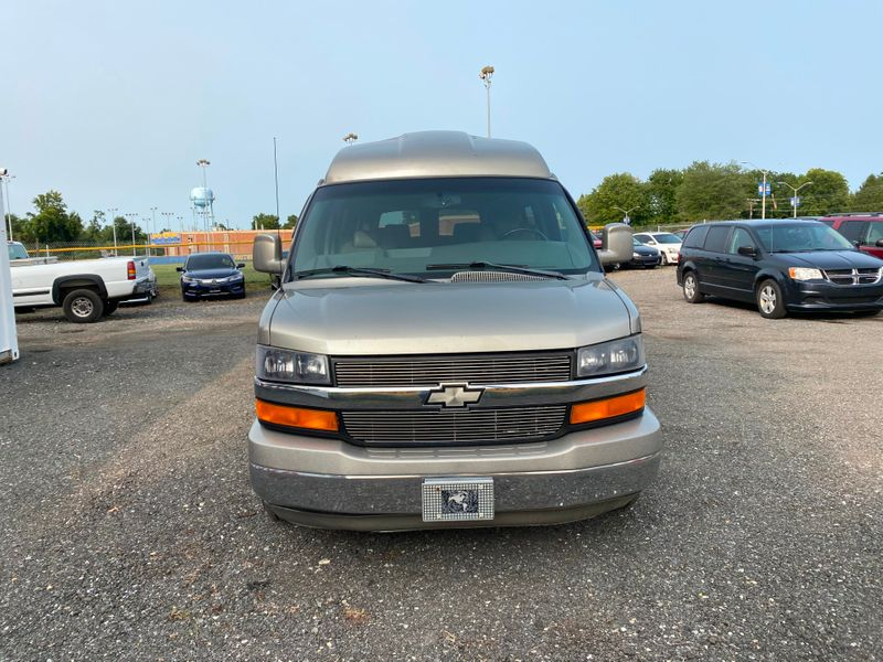 2003 Chevrolet Express Cargo Van YF7 Upfitter  city MD  South County Public Auto Auction  in Harwood, MD