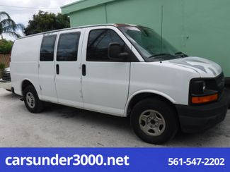 2003 Chevrolet Express Cargo Van Lake Worth , Florida