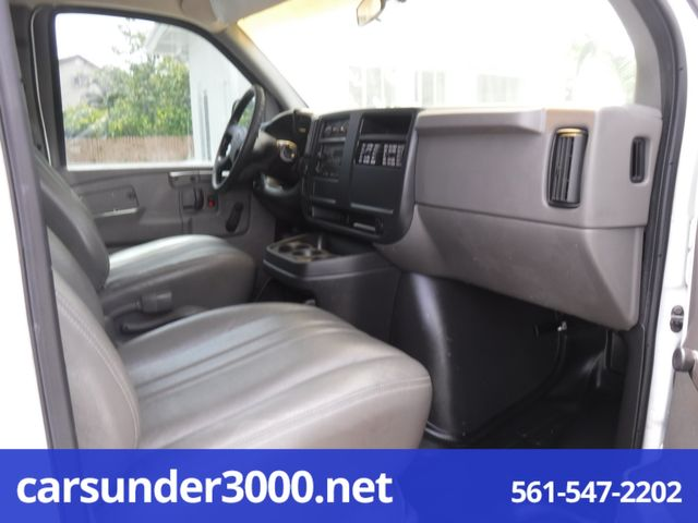 2003 Chevrolet Express Cargo Van Lake Worth , Florida 3