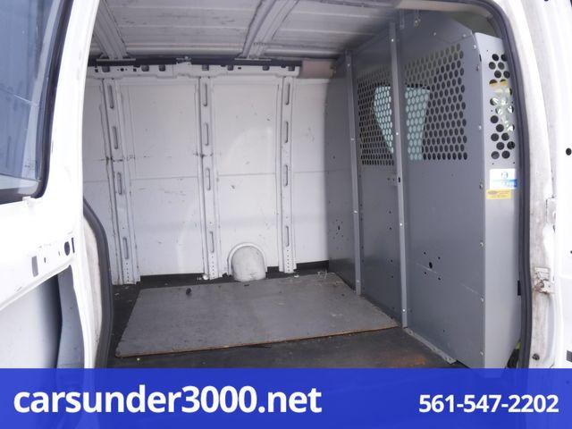 2003 Chevrolet Express Cargo Van Lake Worth , Florida 4