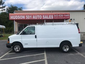 2003 Chevrolet Express Cargo Van in Myrtle Beach South Carolina