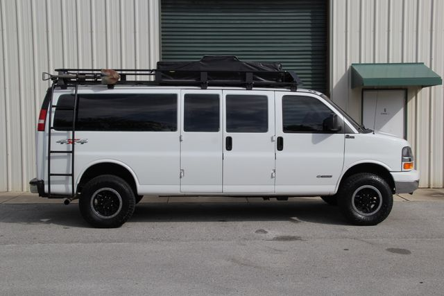 2003 Chevrolet Express Passenger Quigley 4WD in Jacksonville FL, 32246