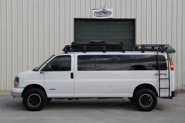 2003 Chevrolet Express Passenger Quigley 4WD