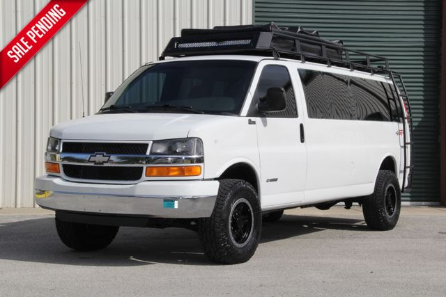 2003 Chevrolet Express Passenger Quigley 4WD