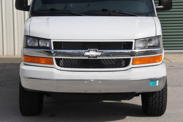 2003 Chevrolet Express Passenger Quigley 4WD in Jacksonville , FL 32246