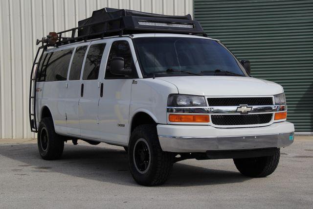 2003 Chevrolet Express Passenger Quigley 4WD ...