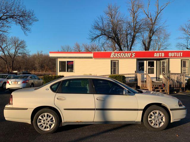 2003 Chevrolet Impala 4d Sedan