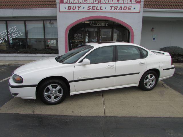 2003 Chevrolet Impala LS *SOLD