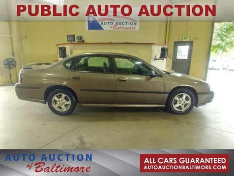 2003 Chevrolet Impala LS | JOPPA, MD | Auto Auction of Baltimore  in JOPPA, MD
