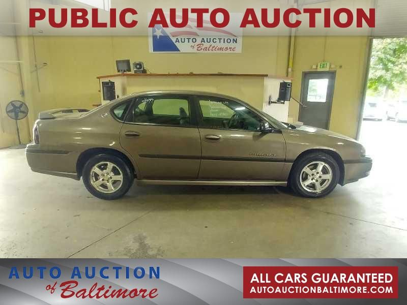 2003 Chevrolet Impala LS | JOPPA, MD | Auto Auction of Baltimore  in JOPPA MD