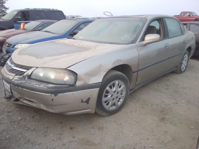 2003 Chevrolet Impala in Orland, CA 95963