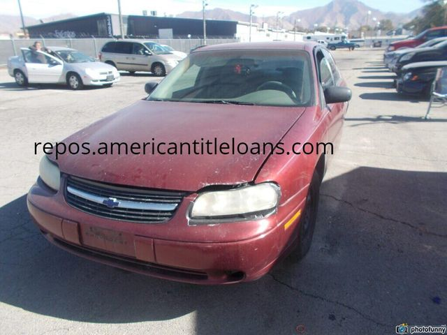 2003 Chevrolet Malibu Salt Lake City, UT