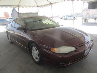 2003 Chevrolet Monte Carlo SS Gardena, California 2