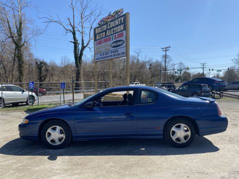 2003 Chevrolet Monte Carlo SS in Harwood, MD