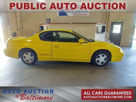 2003 Chevrolet Monte Carlo SS | JOPPA, MD | Auto Auction of Baltimore  in JOPPA, MD