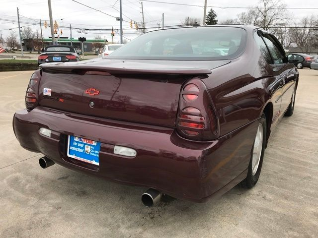2003 Chevrolet Monte Carlo SS in Medina, OHIO 44256