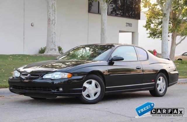 2003 Chevrolet Monte Carlo Ss Santa Clarita Ca Starfire Auto Inc