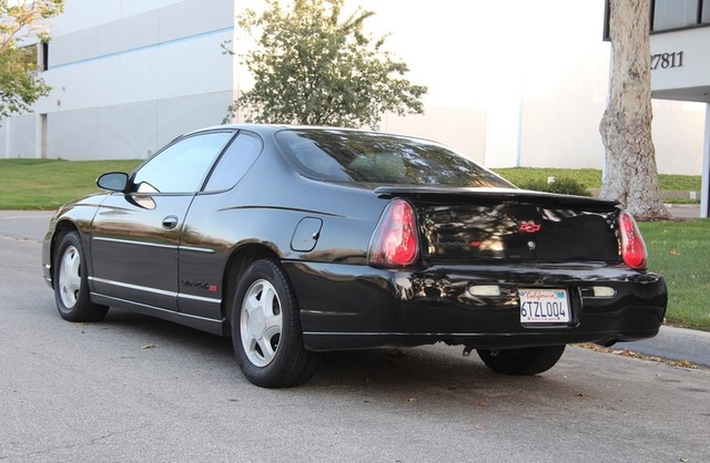 2003 Chevrolet Monte Carlo SS Santa Clarita, CA 8