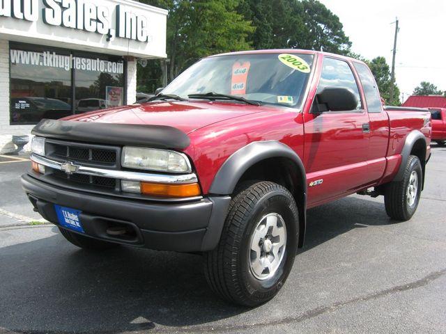 2003 Chevrolet S-10 4X4 LS Richmond, Virginia 1