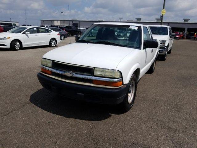 2003 Chevrolet S-10 Fleet