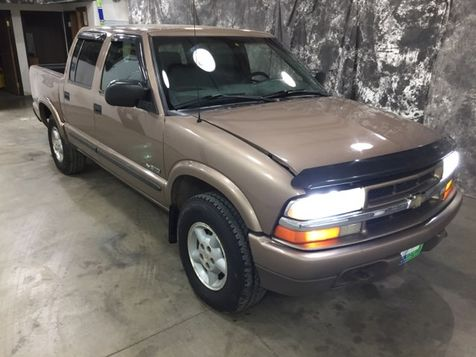 2003 Chevrolet S-10 LS 4x4 Crew in Dickinson, ND