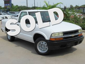 2003 Chevrolet S-10  | Houston, TX | American Auto Centers in Houston TX
