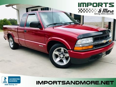 2003 Chevrolet S-10 LS ZQ8 Extended Cab in Lenoir City, TN