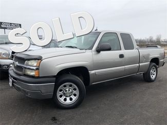 2003 Chevrolet Silverado 1500 LT 4x4 Leather V8 Extended Cab We Finance | Canton, Ohio | Ohio Auto Warehouse LLC in Canton Ohio