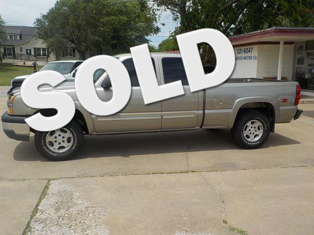 2003 Chevrolet Silverado 1500 LS Fayetteville , Arkansas
