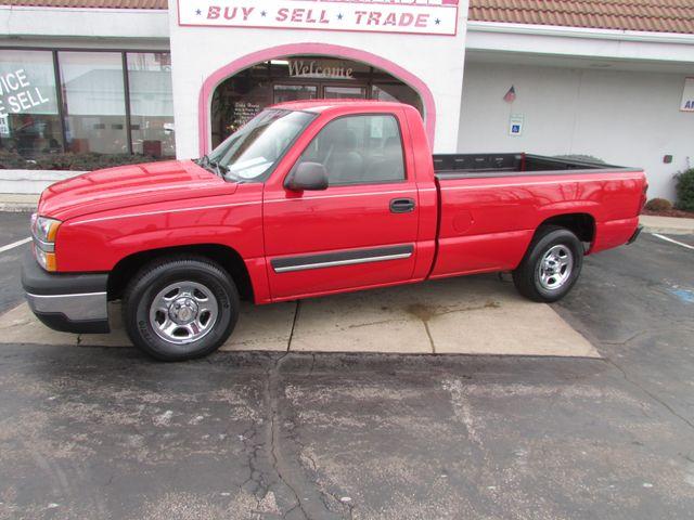 2003 Chevrolet Silverado 1500 *SOLD LS