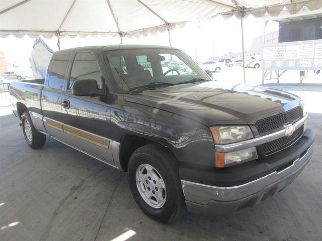 2003 Chevrolet Silverado 1500 LS Gardena, California 3