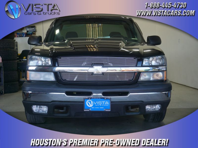 2003 Chevrolet Silverado 1500 LS  city Texas  Vista Cars and Trucks  in Houston, Texas