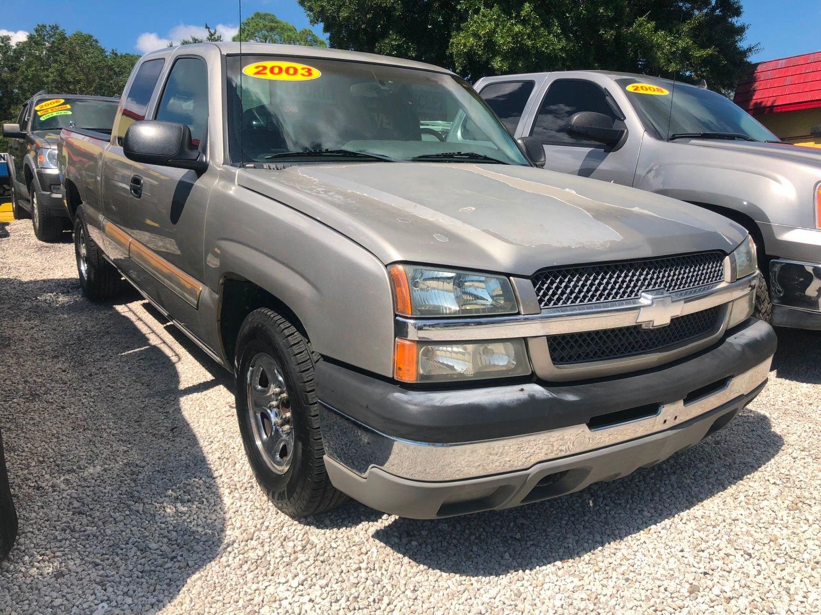 2003 Chevrolet Silverado 1500 LS city Florida Automac 2