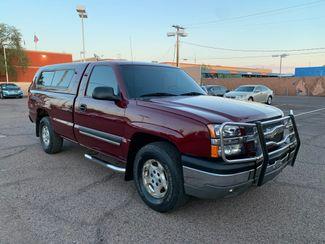 2003 Chevrolet Silverado 1500 LS Z71 4X4 3 MONTH/3,000 MILE NATIONAL POWERTRAIN WARRANTY Mesa, Arizona 6