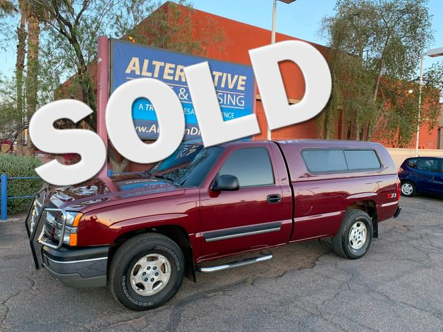 2003 Chevrolet Silverado 1500 LS Z71 4X4 3 MONTH/3,000 MILE NATIONAL POWERTRAIN WARRANTY Mesa, Arizona