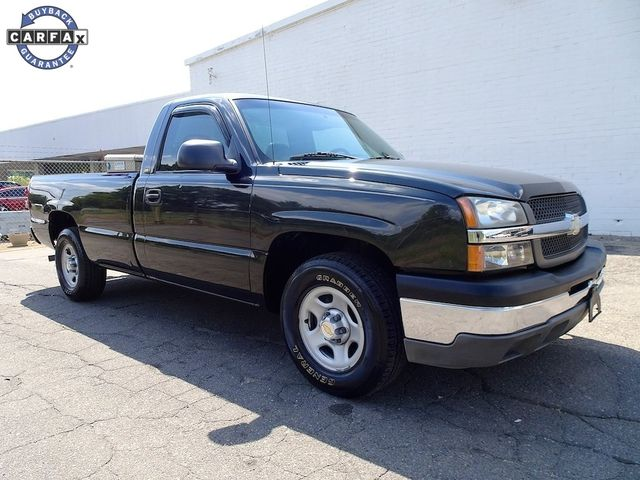 2003 Chevrolet Silverado 1500 Work Truck Madison, NC 1