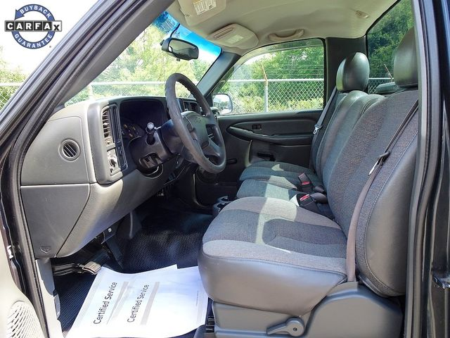 2003 Chevrolet Silverado 1500 Work Truck Madison, NC 19