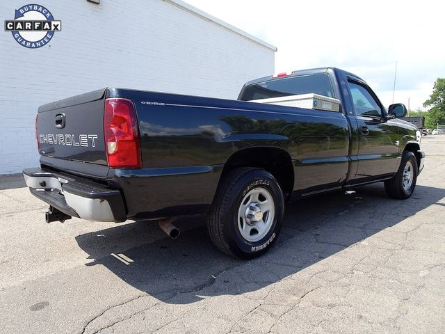2003 Chevrolet Silverado 1500 Work Truck Madison, NC 2