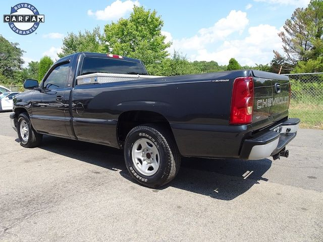 2003 Chevrolet Silverado 1500 Work Truck Madison, NC 4