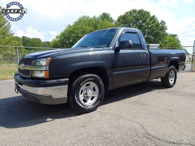 2003 Chevrolet Silverado 1500 Work Truck Madison, NC 6