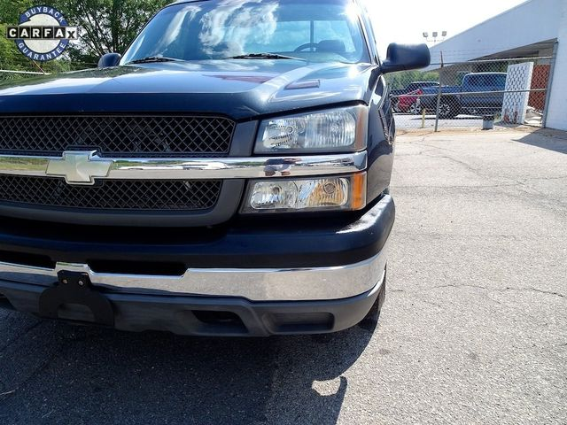 2003 Chevrolet Silverado 1500 Work Truck Madison, NC 9