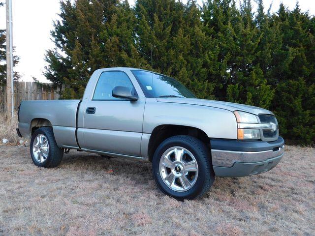 2003 Chevrolet Silverado 1500 Silverado