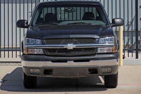 2003 Chevrolet Silverado 1500 LS*4x4*Only 126k mi*XCab* | Plano, TX | Carrick's Autos in Plano, TX