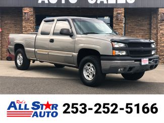 2003 Chevrolet Silverado 1500 LT in Puyallup Washington, 98371