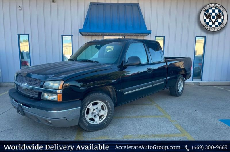 2003 Chevrolet Silverado 1500 5.3L V8 LS Pwr Windows/Doors 1-Owner Work Truck!! in Rowlett Texas