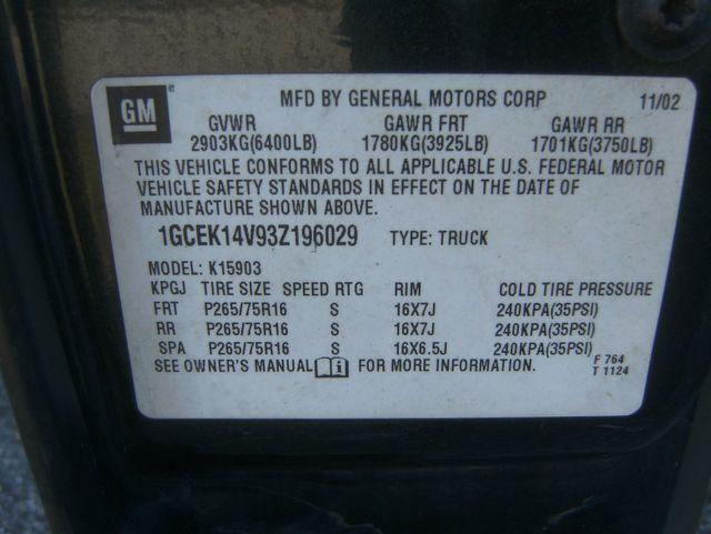 2003 Chevrolet Silverado 1500 LS 4WD in West Chester, PA 19382