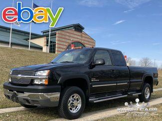 2003 Chevrolet Silverado 2500 15K ACTUAL MILES 6.6L DIESEL MANUAL 4X4 6-SPEED TIME CAPSULE in Woodbury, New Jersey 08096