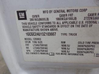 2003 Chevrolet Silverado 2500 Work Truck Hoosick Falls, New York 6