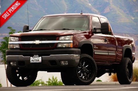 2003 Chevrolet Silverado 2500HD LT 4x4 in , Utah