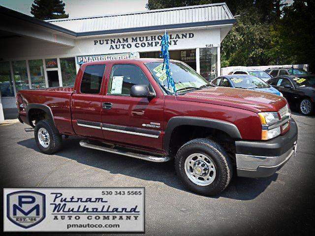 2003 Chevrolet Silverado 2500HD LS Chico, CA